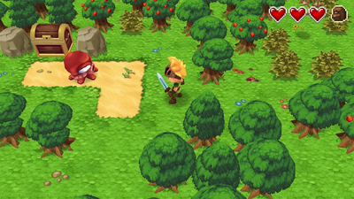 Evoland Legendary Edition Screenshot 2