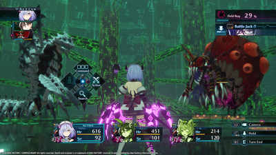 Death end re;Quest Screenshot 1