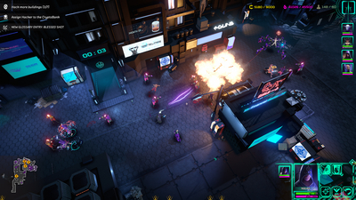 Re-Legion Screenshot 3