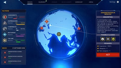 Robothorium Screenshot 2