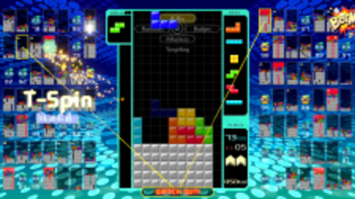 Tetris 99 Screenshot 1
