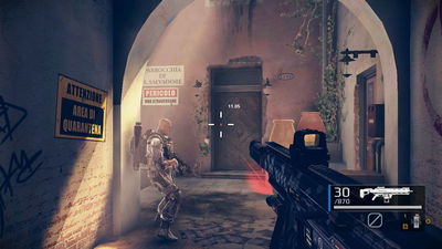 Modern Combat Blackout Screenshot 1