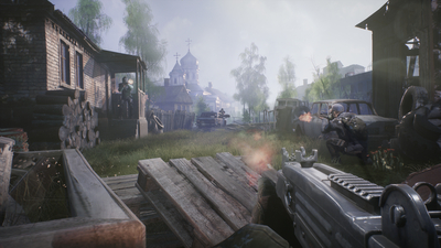 Fear the Wolves Screenshot 2