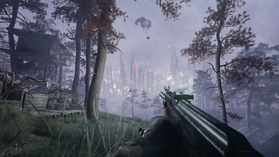 Fear the Wolves Screenshot 4