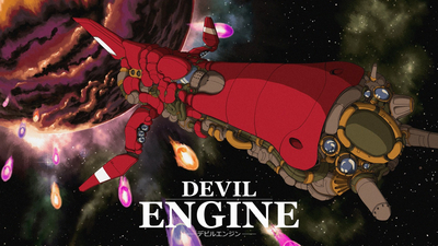 Devil Engine Masthead