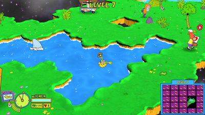 Toejam & Earl: Back in the Groove Screenshot 4