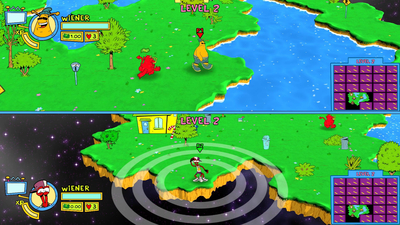 Toejam & Earl: Back in the Groove Screenshot 1