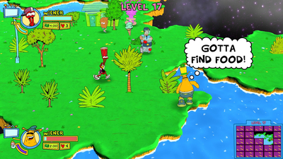 Toejam & Earl: Back in the Groove Screenshot 3