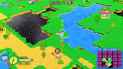 Toejam & Earl: Back in the Groove Screenshot 2