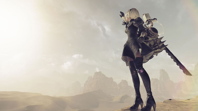 NieR: Automata Game of the YoRHa Edition Screenshot 1