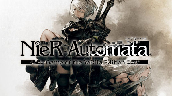 NieR: Automata Game of the YoRHa Edition Masthead
