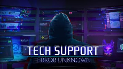 Tech Support: Error Unknown Masthead