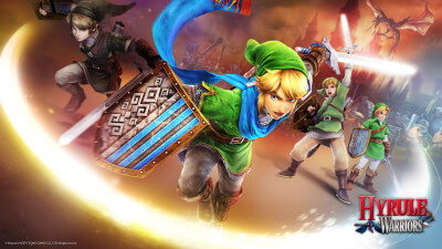 Hyrule Warriors Masthead