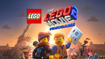 The LEGO Movie 2 Videogame Masthead