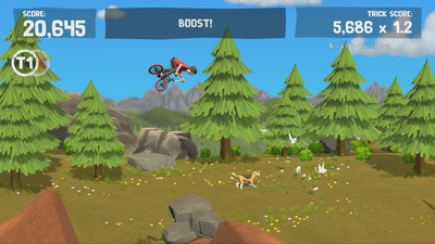 Pumped BMX Pro Screenshot 2