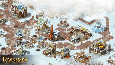 Townsmen - A Kingdom Rebuilt Screenshot 3