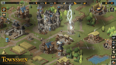 Townsmen - A Kingdom Rebuilt Screenshot 6