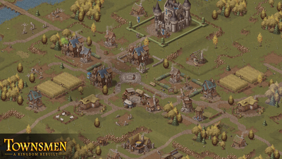 Townsmen - A Kingdom Rebuilt Screenshot 7