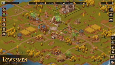Townsmen - A Kingdom Rebuilt Screenshot 4
