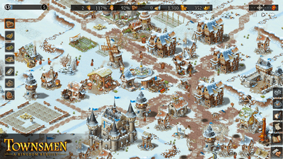 Townsmen - A Kingdom Rebuilt Screenshot 8