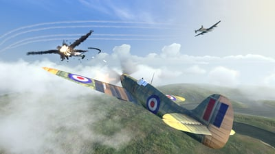 Warplanes: WW2 Dogfight Screenshot 1