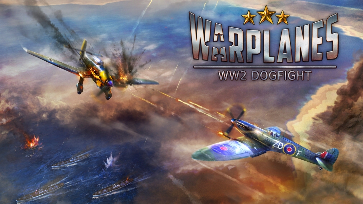 Warplanes: WW2 Dogfight Masthead