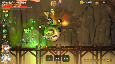 Dungeon Stars Screenshot 2
