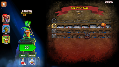 Dungeon Stars Screenshot 5