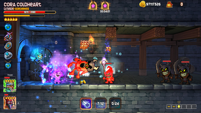 Dungeon Stars Screenshot 3