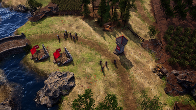 Bannermen Screenshot 2