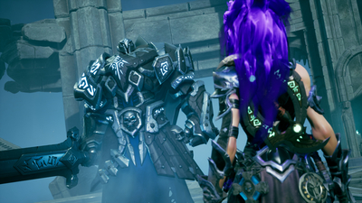 Darksiders III: The Crucible Screenshot 1