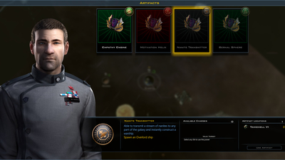 Galactic Civilizations III: Retribution Screenshot 1