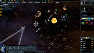 Galactic Civilizations III: Retribution Screenshot 2