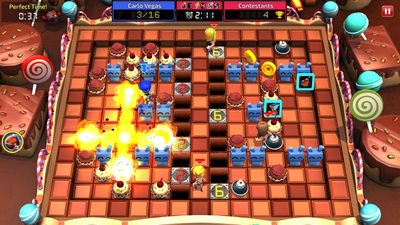 Blast Zone! Tournament Screenshot 3