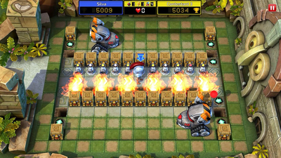 Blast Zone! Tournament Screenshot 1