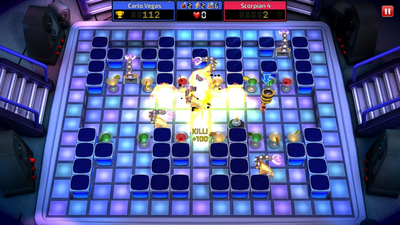 Blast Zone! Tournament Screenshot 7