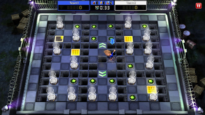 Blast Zone! Tournament Screenshot 5