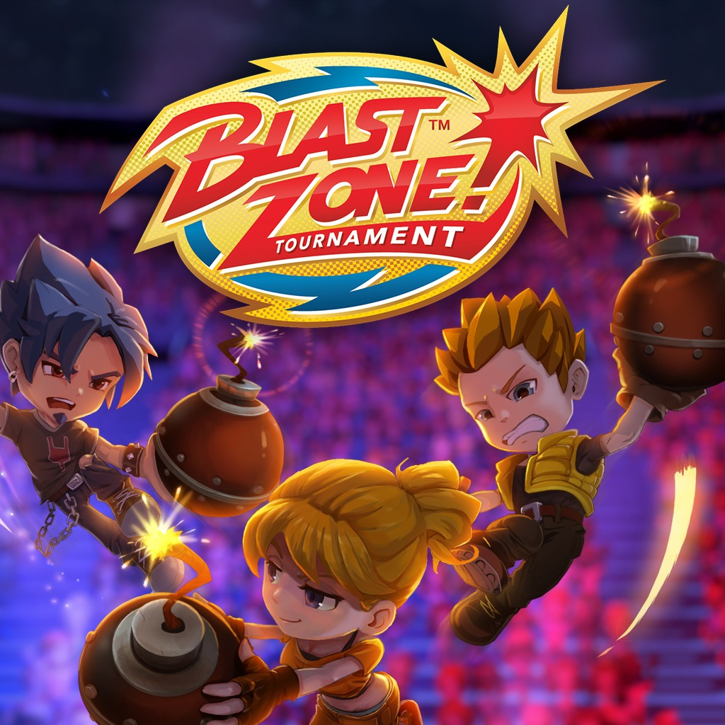 Blast Zone! Tournament Masthead