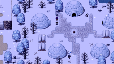 Lonely in the Winter Screenshot 4