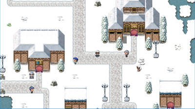 Lonely in the Winter Screenshot 2