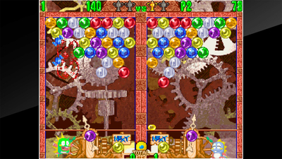 ACA NEOGEO PUZZLE BOBBLE 2 Screenshot 4