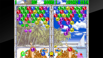 ACA NEOGEO PUZZLE BOBBLE 2 Screenshot 2