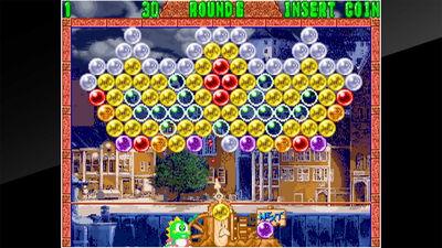 ACA NEOGEO PUZZLE BOBBLE 2 Screenshot 3
