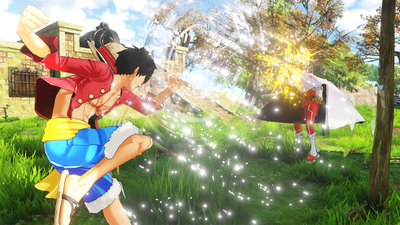 ONE PIECE World Seeker Screenshot 9