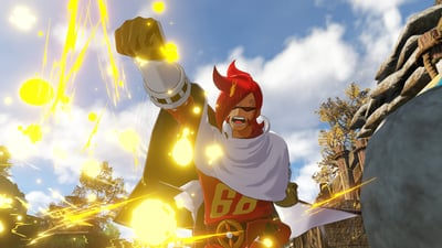 ONE PIECE World Seeker Screenshot 1