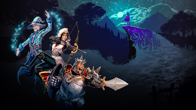 Trine 4: The Nightmare Prince Masthead