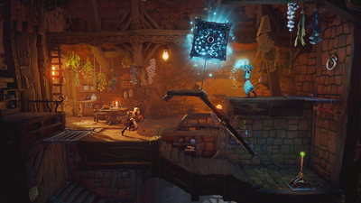 Trine 4: The Nightmare Prince Screenshot 1
