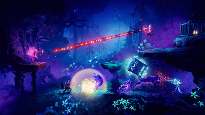 Trine 4: The Nightmare Prince Screenshot 2