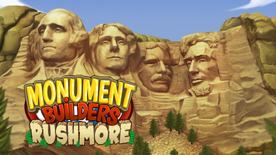 Monument Builders Rushmore Masthead