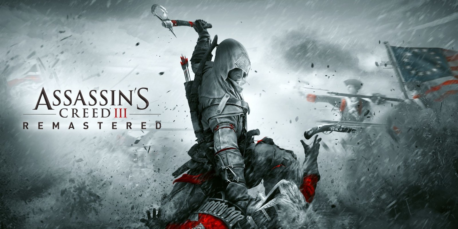 Assassin's Creed III Remastered Masthead